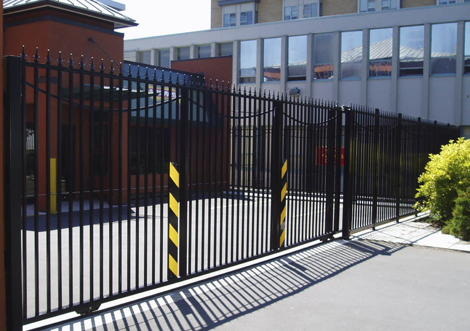 Sliding Gates Giving You The Best In Security Safeyard