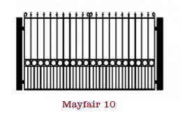 bespoke metal gates