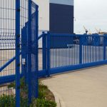 cantilever gate