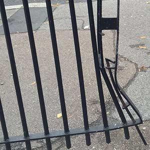 unsafe automated gates