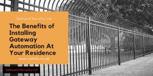 Gate automation services